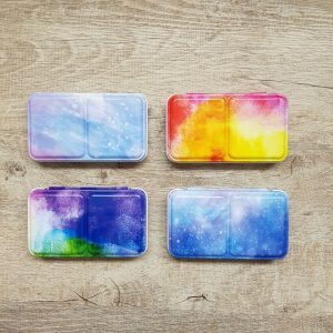 Watercolor Travel Palettes