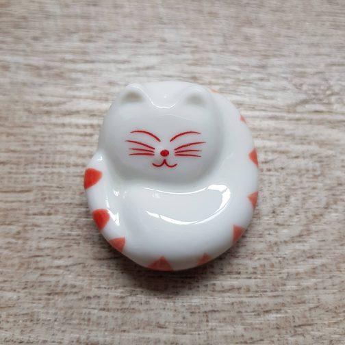 Lucky Cat | Kawaii Cat | Brush Rest | Brush Support
