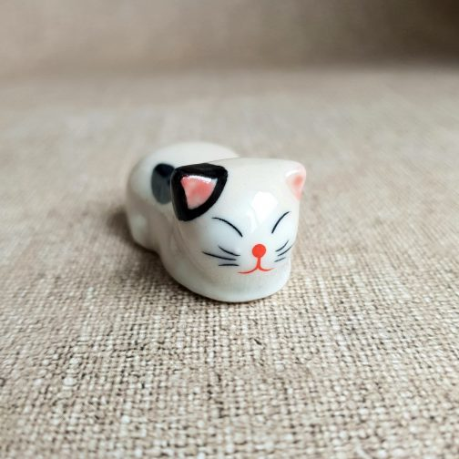 Lucky Cat | Kawaii Cat | Brush Rest | Brush Support