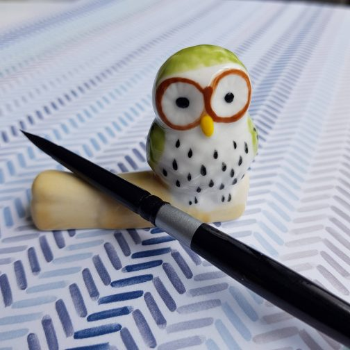 Owl | Kawaii | Brush Rest | Brush Support