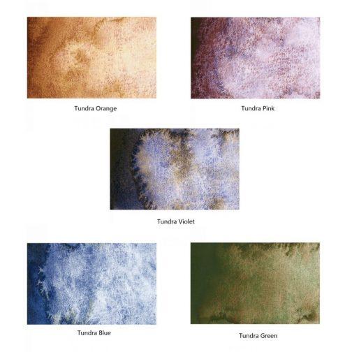 Schmincke Horadam | Watercolour | Paint | Palette | Mixing | Watercolor | Travel | Urban Sketching | Art | Hand-Pour | Handmade | Granulating | Forest | Tundra